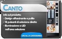 hot&cold canto necta cb distributori automatici