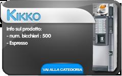 hot&cold kikko cb distributori automatici