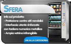 sfera necta cb distributori automatici snack&food