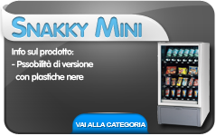 snakkimini cb distributori automatici snack&food