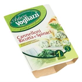 cannelloni ricotta spinaci vogliazzi fres.co cb distributori automatici